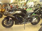 used 17 ninja 1000 abs left