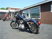 used 08 sportster 883 back