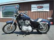 used 08 sportster 883 left