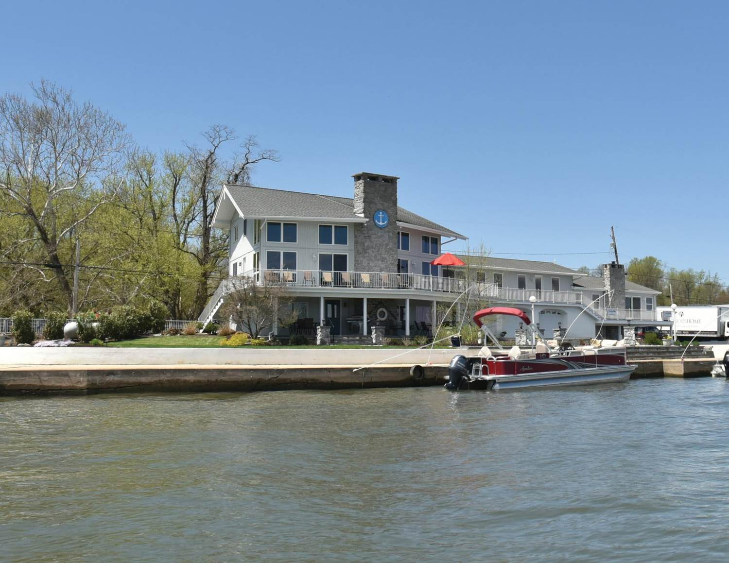 House on Lake Clarke For Rent in Wrightsville, PA