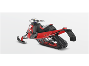 RED 2019 Polaris 800 Indy XC 129 BACK