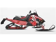 RED 2019 Polaris 800 Indy XC 129 RS