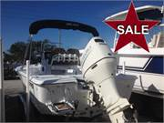 2019 228 white bimini sale