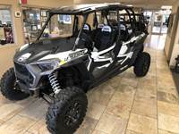 2019 Polaris Industries RZR XP® 4 1000 Ride Command - White Pearl