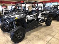 2019 Polaris Industries RZR XP® 4 1000 - White Pearl