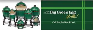 Big green egg promo. Click here to find out more!