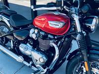 2018 Triumph Bonneville Speedmaster (Color)