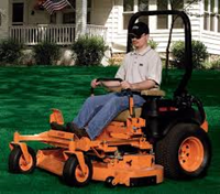 Get service for your lawn and garden equipment