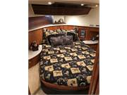13616 2002 Carver 450 Voyager PH interior master