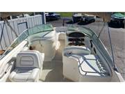 13533 1996 Sea Ray 280BR cockpit full 2