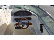 13533 1996 Sea Ray 280BR cockpit helm