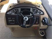 13436 2019 South Bay 523RS cockpit helm