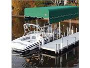 Boatlift_ Ski boat w tower and canopy