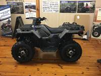 2019 Polaris Industries Sportsman® 850 - Titanium Metallic