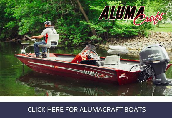 Aluma Craft Boats Splash Screen Portside Marine