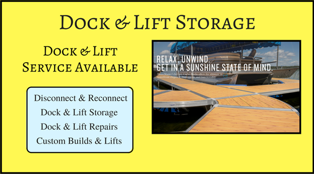 Dock & Lift Storage