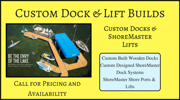 Custom Dock & Lift Builds