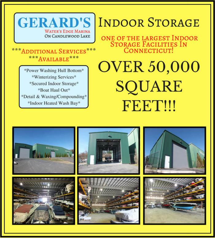 Gerard's Indoor Storage