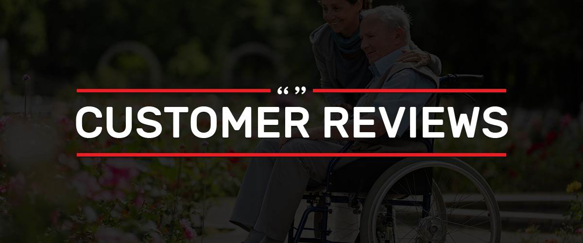 Customer Reviews Header