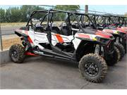 19 RZR TURBO 4 WHITE