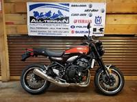 2018 Kawasaki Z900RS - Candytone Brown/Candytone Orange