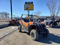 2019 Can-Am DEMO Maverick™ Trail DPS™ 1000