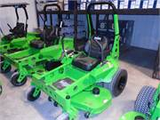 Mean Green Clean Powered Commercial Mowing Equipme