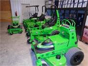 Mean Green Mowing Equipment Rochester New York