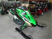 2010 Arctic Cat Z1 LXR 1