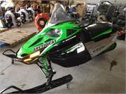 2010 Arctic Cat Z1 LXR 3