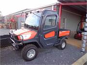 Kubota RTV-X1100C Orange