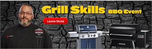 Grill Skills BBQ Event link to learn more