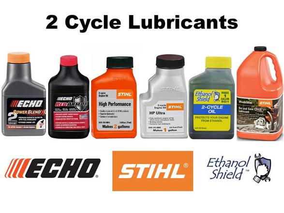 2 cycle lubricants