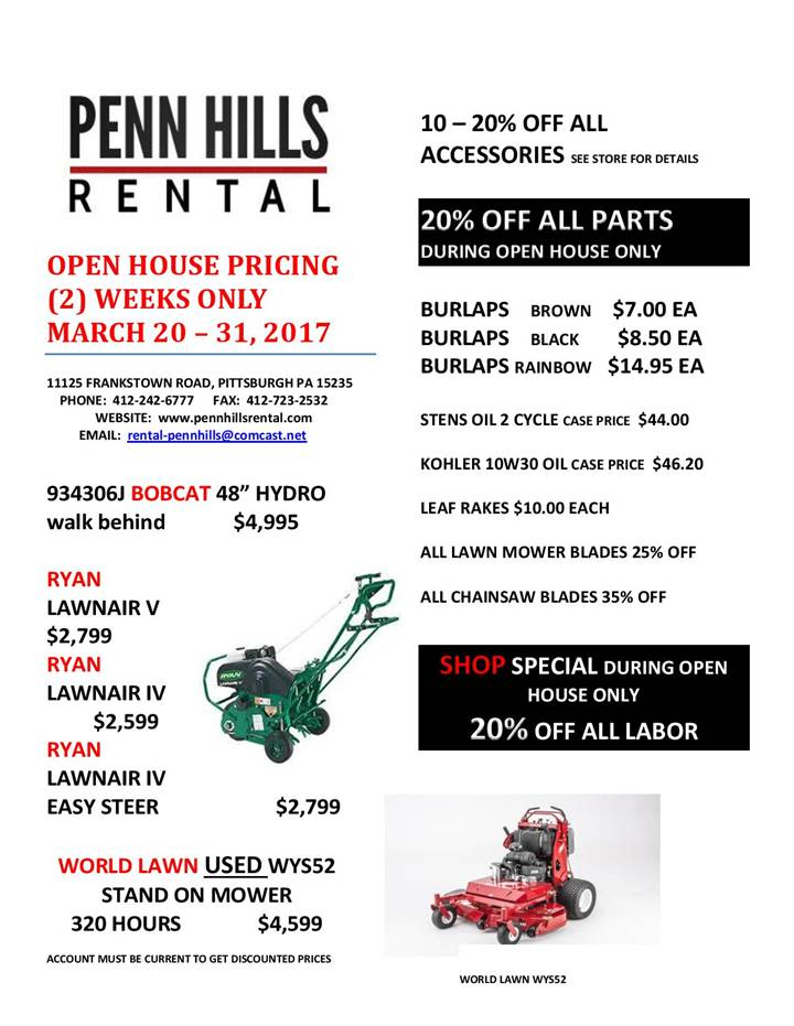 OPEN HOUSE page 4