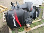 2001 Mercury 125 HP Motor Pre Owned Used (5)
