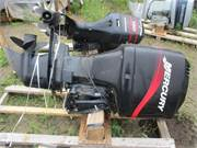 2001 Mercury 125 HP Motor Pre Owned Used (7)