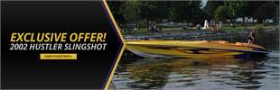 Exclusive Offer: Click here to learn more about the 2002 Hustler Slingshot!