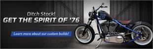 Get the Spirit of '76! Click here to learn more about our custom builds!