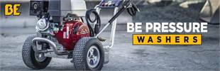 BE Pressure Washers: Click here to view the models.