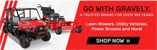 Gravely Equipment in Boulder, CO