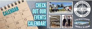If you're looking for something to do, click here to check out our list of upcoming events!