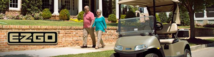 View Extreme Golf Cart's selection of E-Z-GO golf carts today!
