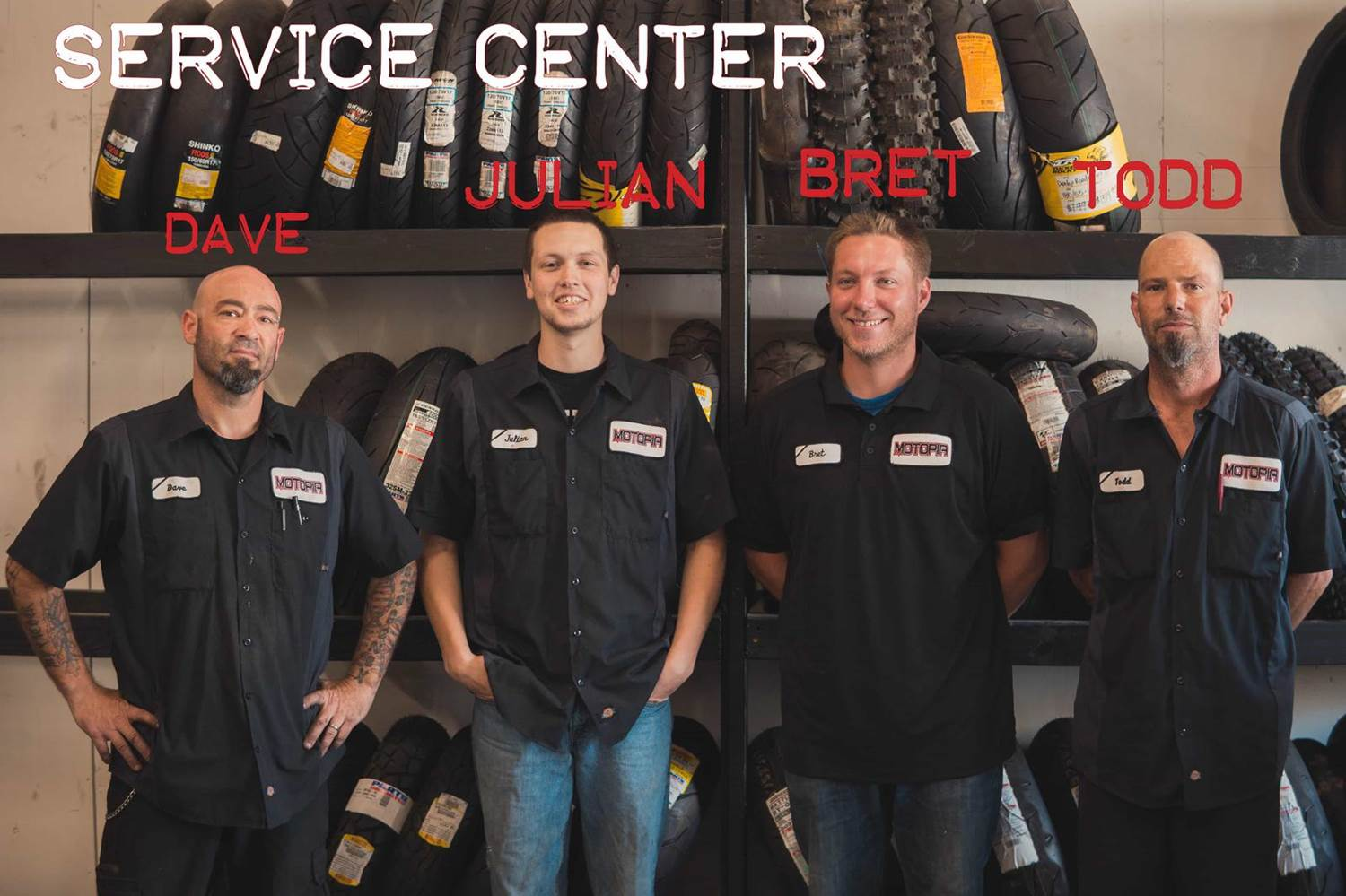 service department 2