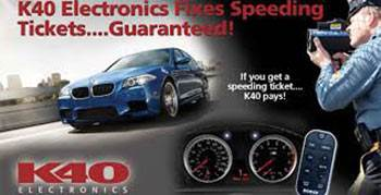 Drive Ticket Free Guarantee from K40!