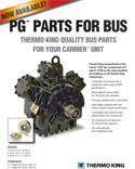 PG Parts for your Carrier bus units