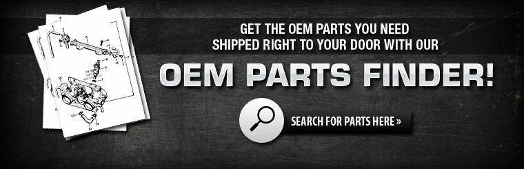 Try our OEM parts finder!