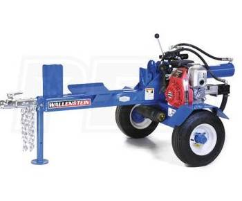 Wallenstein Log Splitter 22 ton