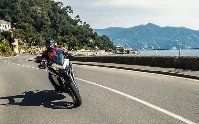 Ducati Multistrada 950 - July 2018