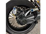 2014 R nineT Wunderlich Custom - Rear wheel detail