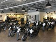 AS Motorcycles Triumph showroom - 5